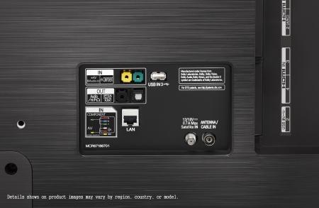 Televizor LED Smart LG, 123 cm, 49SM9000PLA, 4K Ultra HD8