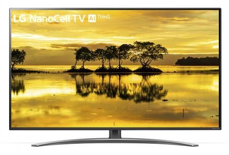 Televizor LED Smart LG, 123 cm, 49SM9000PLA, 4K Ultra HD0