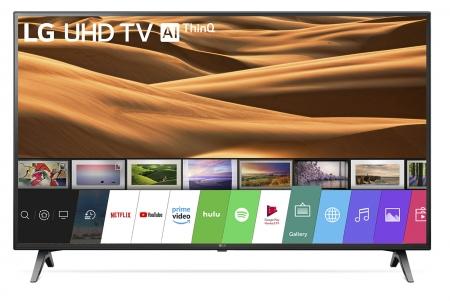 Televizor LED Smart LG, 123 cm, 49UM7100PLB, 4K Ultra HD0