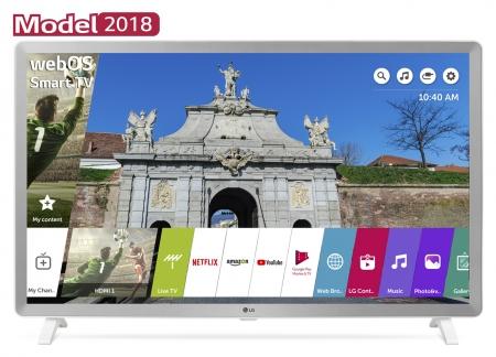 Televizor LED Smart LG, 80 cm, 32LK6200PLA0