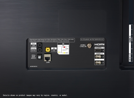 Televizor OLED Smart LG, 165 cm, OLED65B9PLA9