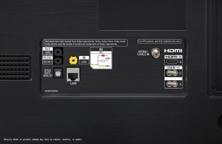 Televizor OLED Smart LG, 164 cm, OLED65E9PLA9