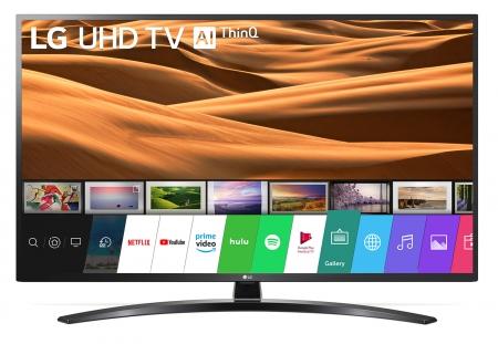 Televizor LED Smart LG, 139 cm, 55UM7450PLA, 4K Ultra HD0