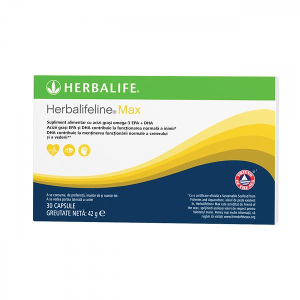 Herbalifeline MAX 30 de capsule [0]