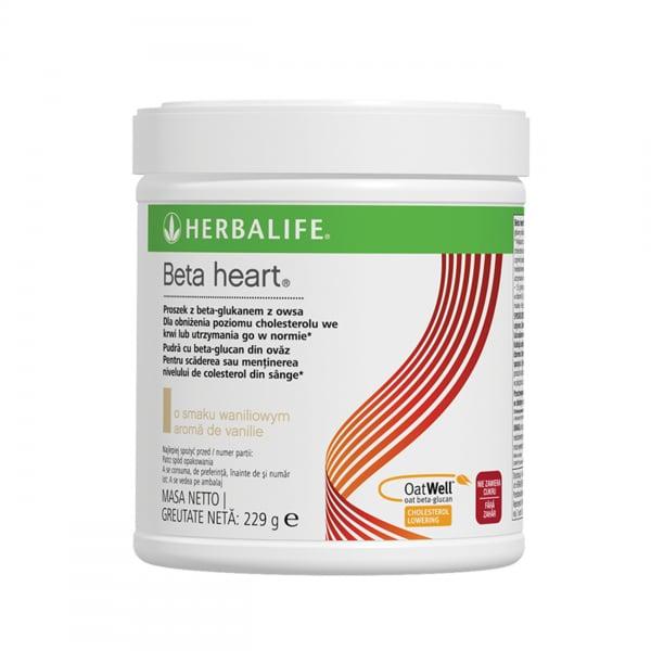 Beta heart® Vanilie 229g [0]