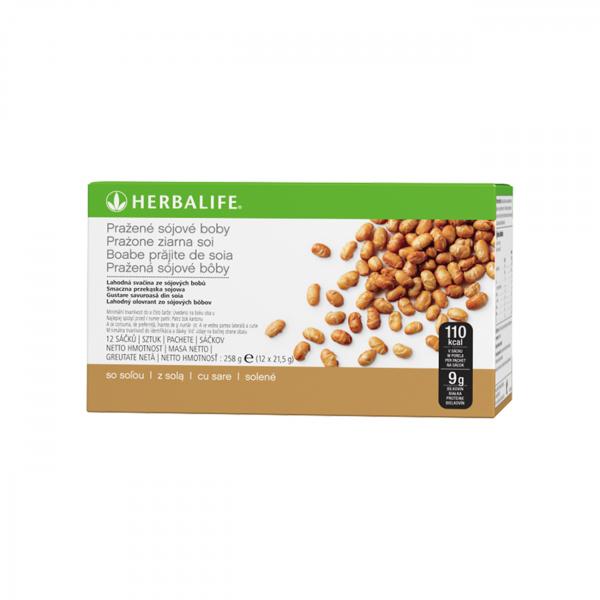 Boabe de soia prăjite 12 per cutie 21.5g [0]