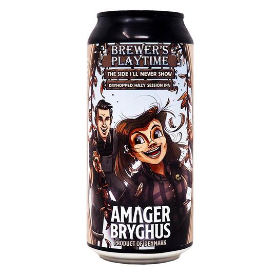 Amager  - Brewer's Playground: The Side I'll Never Show [0]