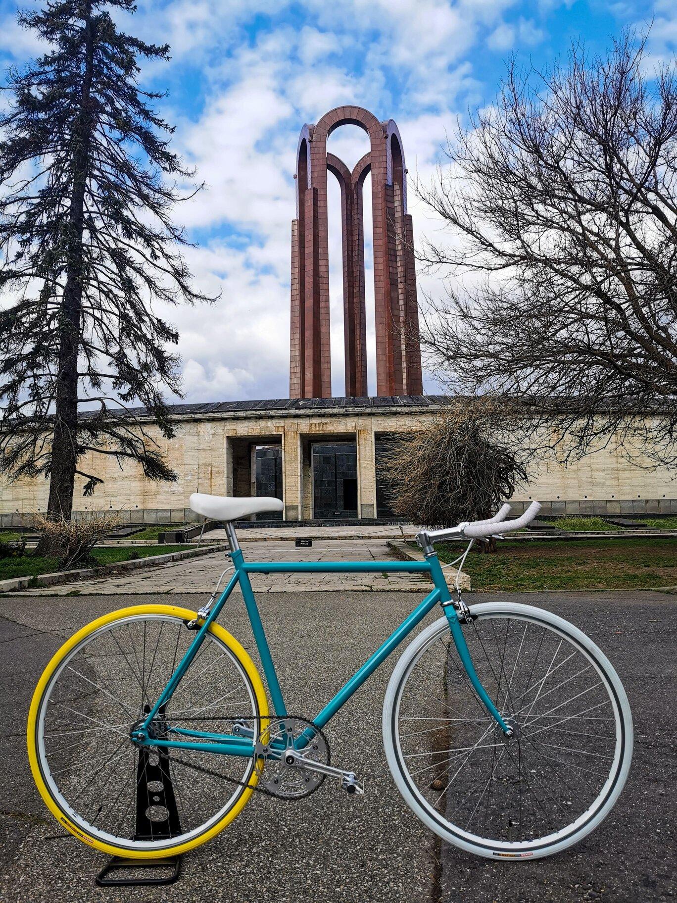 Descopera bicicleta care ti se potriveste