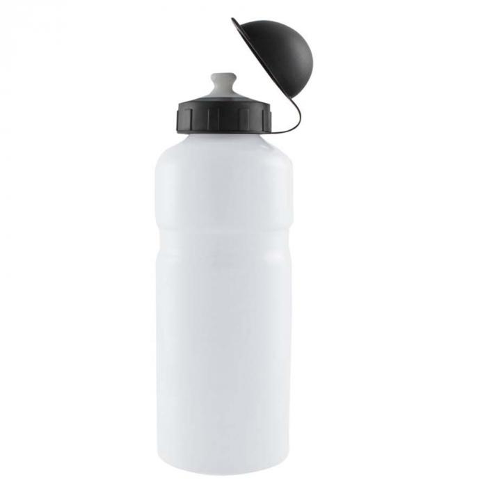 Bidon aluminiu SXT ABO 750 ml, alb 0