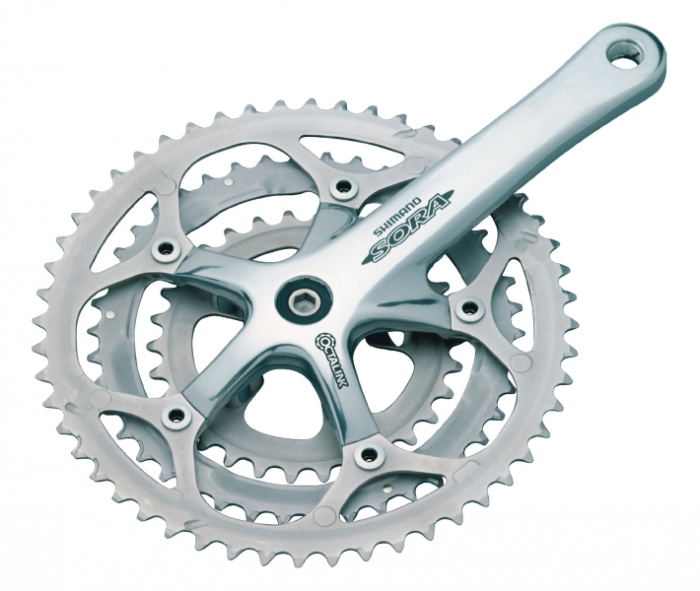 Angrenaj pedalier Shimano SORA FC-3304-A 0