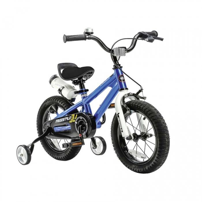 "Bicicleta copii 18"" RoyalBaby ""FreeStyle"" 0"