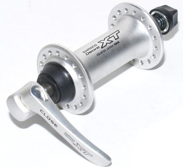 Butuc fata Shimano Deore XT HB-M760S 36H 0