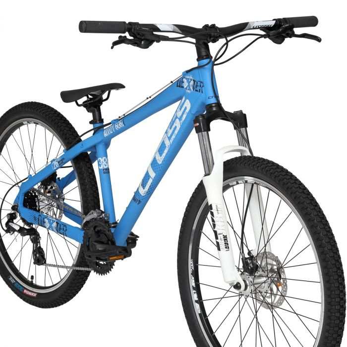 Bicicleta CROSS Dexter HDB albastru - 26'' - 380mm 2