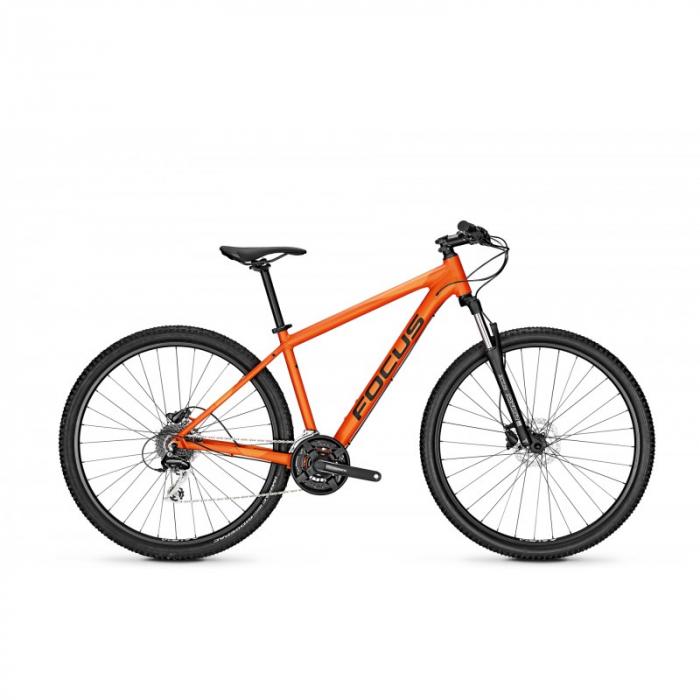 Bicicleta Focus Whistler 3.5 29 Supra Orange 2020 0