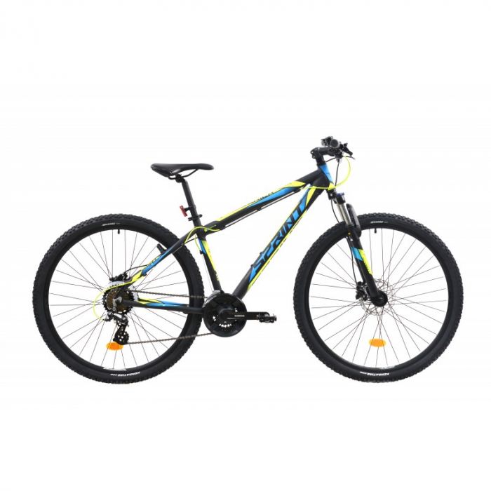 Bicicleta Sprint Maverick HDB 29 model 2019 0