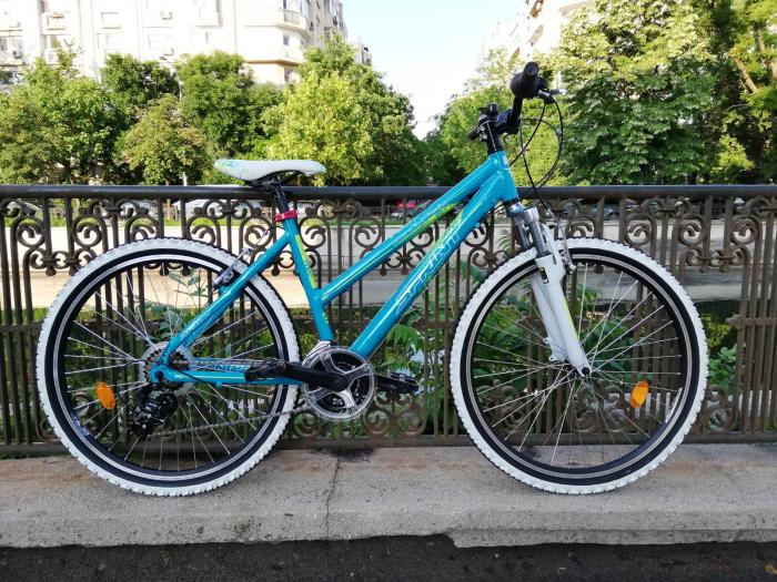 Bicicleta dama Sprint Karolina 0