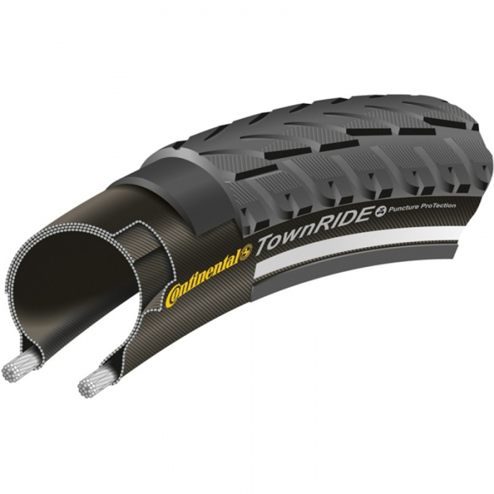 Continental TownRide Reflex Puncture-Protection 42-622 0