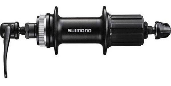 Butuc spate Shimano Tourney HB-TX505-8, 32H, 8/9/10 Viteze [0]