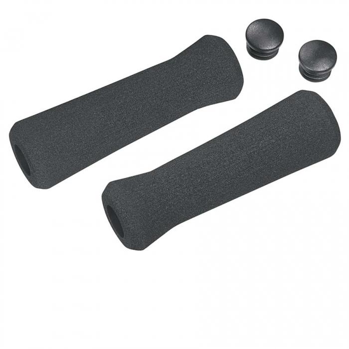 Mansoane negre Ergotec Paso 130 mm 0