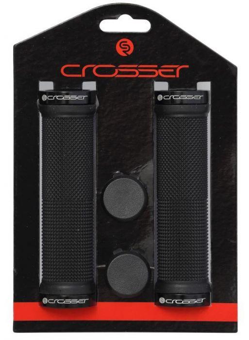 Mansoane CROSSER HL-G201 negru 0