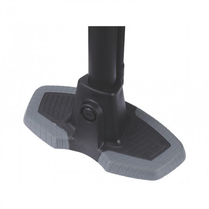 Pompa podea cu manometru BBB 1