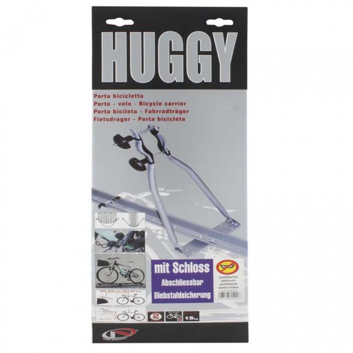 Suport pentru transport biciclete cu cheie 1