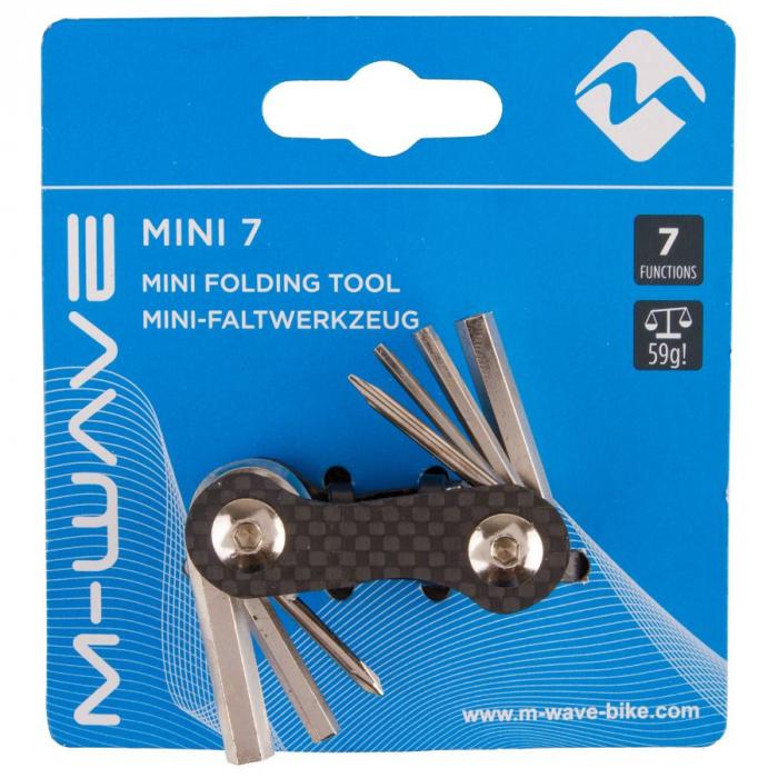 Set Mini Scule M-Wave 59 grame 1