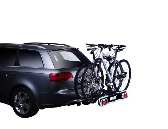 Suport biciclete THULE EuroRide 940 - 2 biciclete 13 pini 0