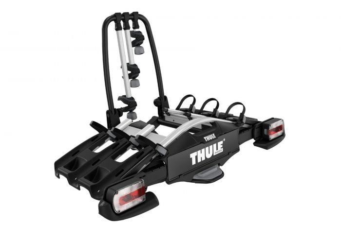 Suport biciclete THULE VeloCompact 927 - 3 biciclete 7pini 6