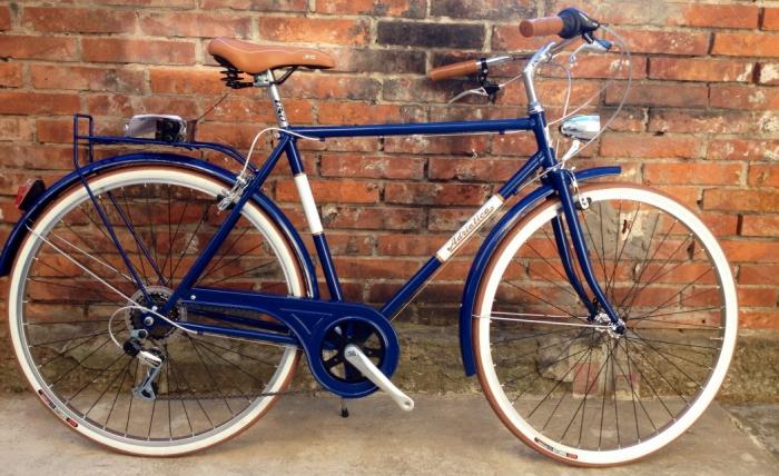 Bicicleta Adriatica Condorino 1