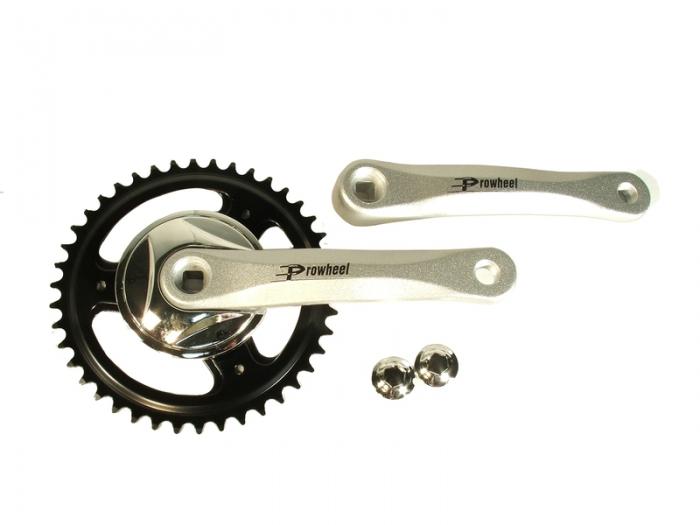Angrenaj Prowheel aluminiu 3/32x42T 0
