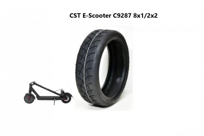 Anvelopa CST 8 1/2x2 - C9287 Negru 3
