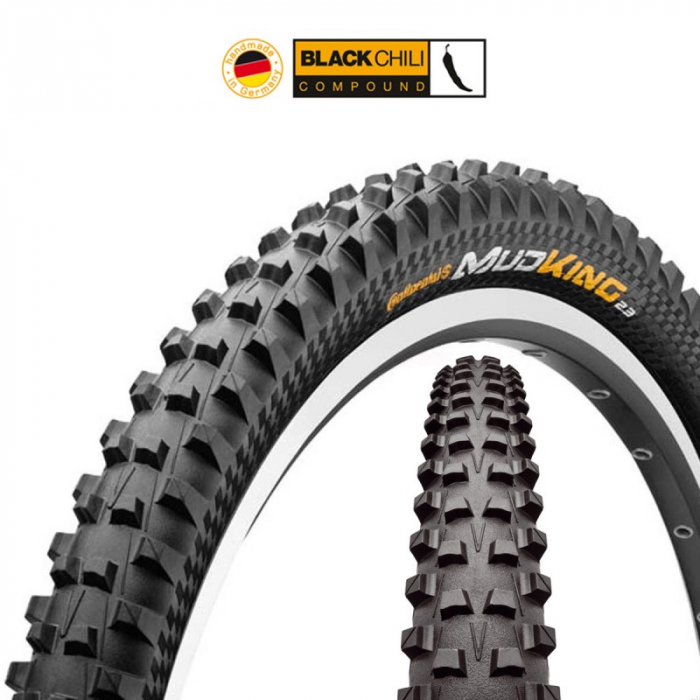 Anvelopa pliabila Continental Mud King Protection 47-584 (27.5*1,8) 0