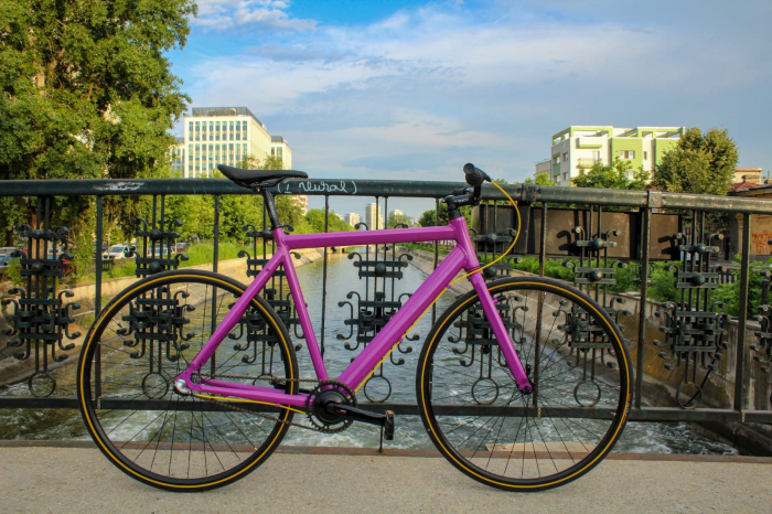 Bicicleta COBI Concept - Urban Cargo Bike 0