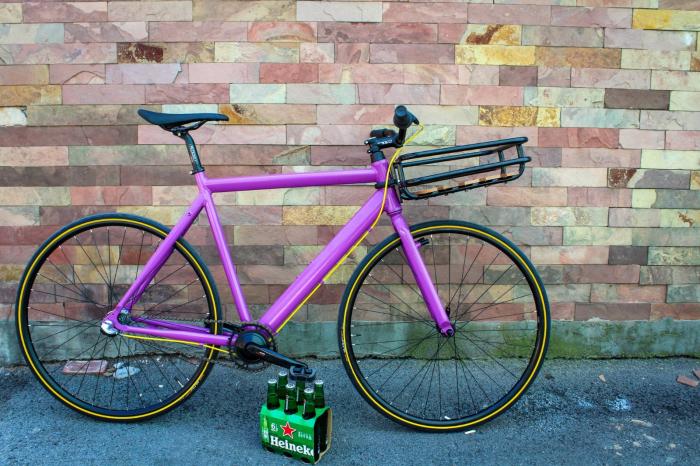 Bicicleta COBI Concept - Urban Cargo Bike 1