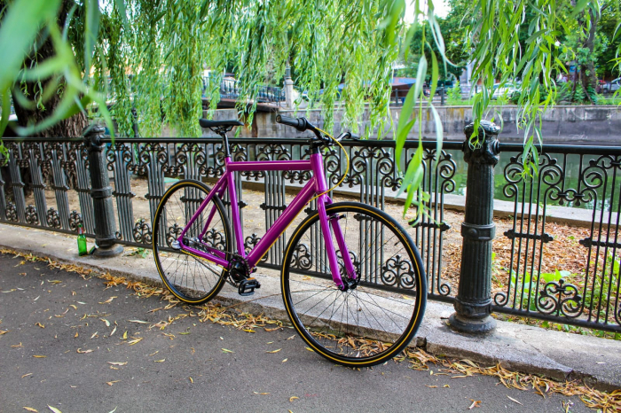 Bicicleta COBI Concept - Urban Cargo Bike 2