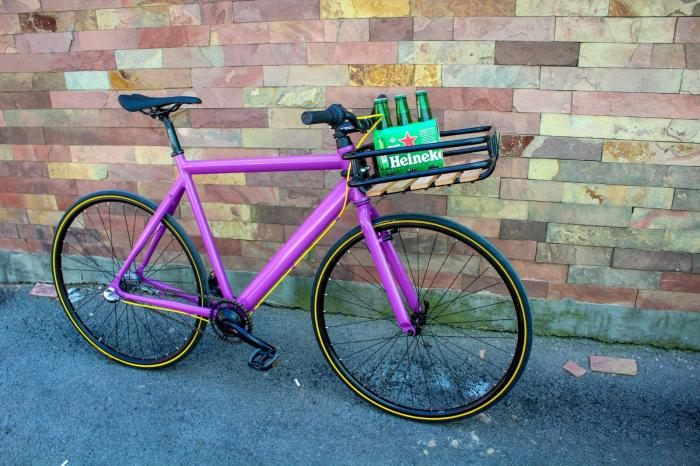 Bicicleta COBI Concept - Urban Cargo Bike 3