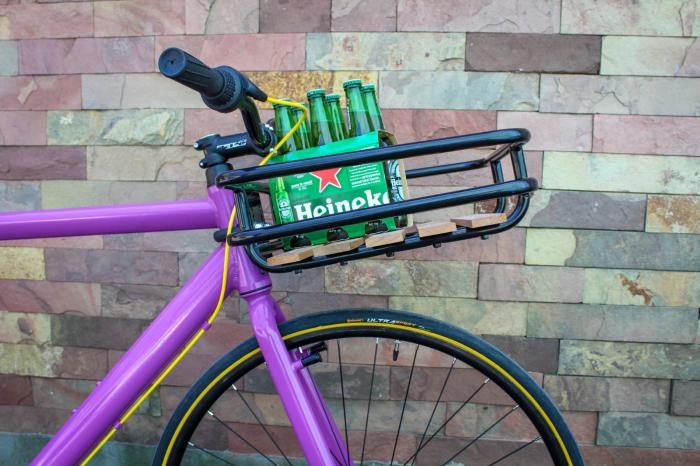 Bicicleta COBI Concept - Urban Cargo Bike 4
