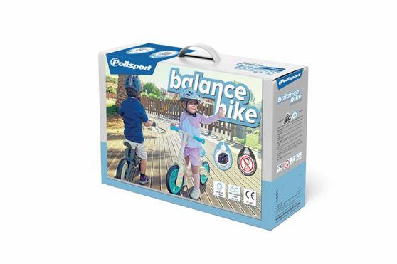 Bicicleta copii Polisport BB fara pedale 2