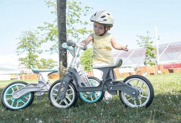 Bicicleta copii Polisport BB fara pedale 1
