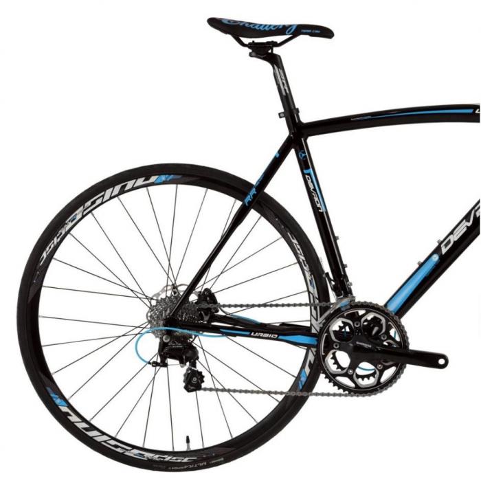 Bicicleta Devron URBIO R6.8 2