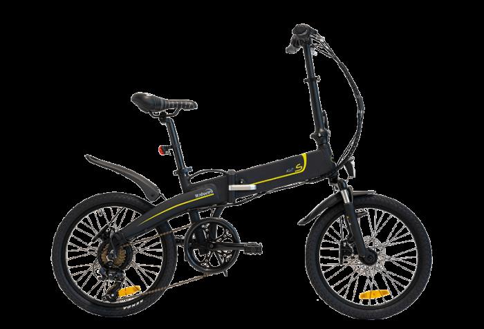 """Bicicleta eBIKE Pliabila ITALWIN K2S 20x1.95"""" Autonomie 60 km 0"""