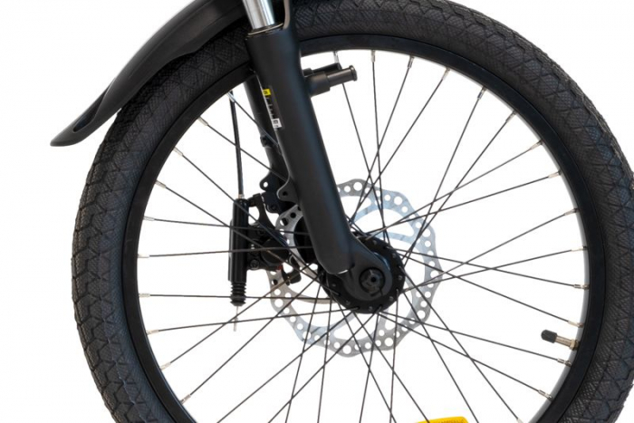 """Bicicleta eBIKE Pliabila ITALWIN K2S 20x1.95"""" Autonomie 60 km 1"""