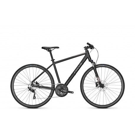 Bicicleta Focus Crater Lake 3.9 DI 28 Diamond Black 2020 0