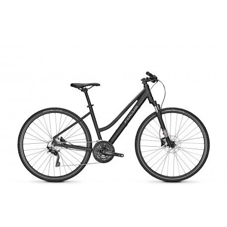 Bicicleta Focus Crater Lake 3.9 TR 28 Diamond Black 2020 - 45(S) 0
