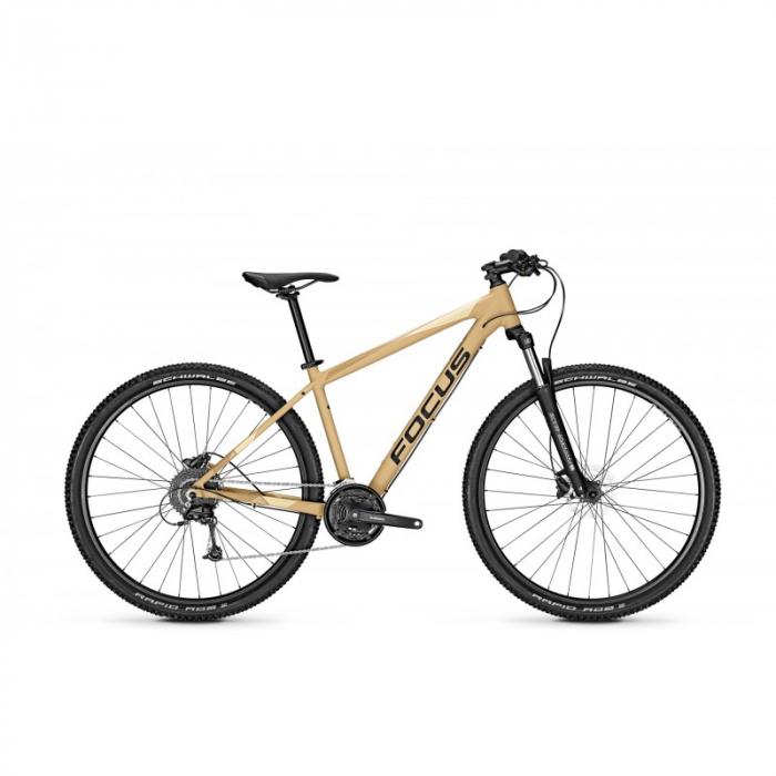 Bicicleta Focus Whistler 3.6 29 SandBrown 2020 0