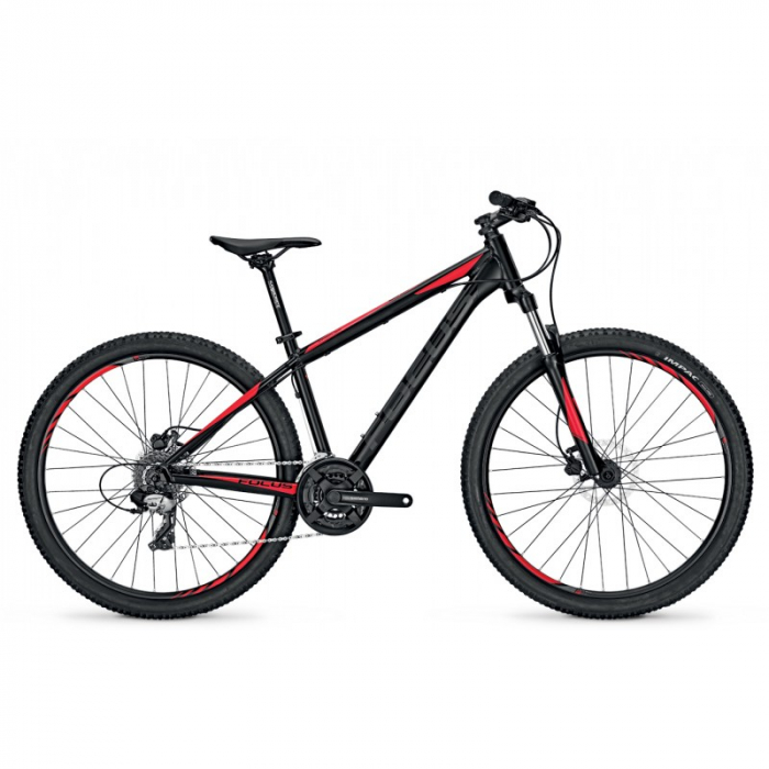 Bicicleta Focus Whistler magicblackmat 0