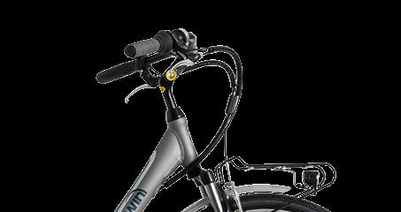 "Bicicleta ITALWIN NUVOLA4 eBIKE 24x1.75""  Autonomie 65 km 2"
