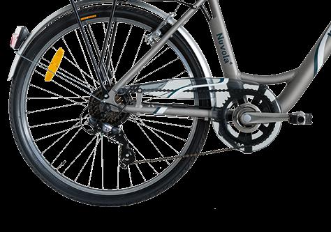 "Bicicleta ITALWIN NUVOLA4 eBIKE 24x1.75""  Autonomie 65 km 3"