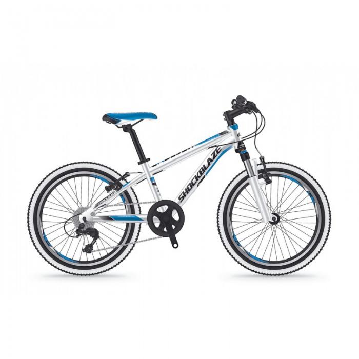 Bicicleta copii Shockblaze Ride 6 vit 0